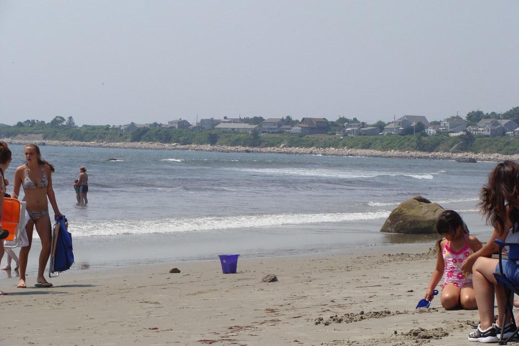 South Shore Beach Little Compton