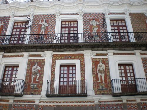 Casa de los mu ecos 18th century puebla mexico for Casa mansion puebla