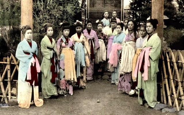 Prostitution in japan