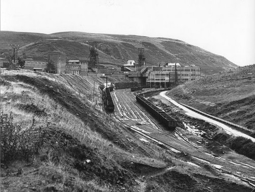 Maerdy Colliery | by