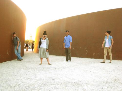 Serra Richard Clara Clara Clara 39 by Richard Serra