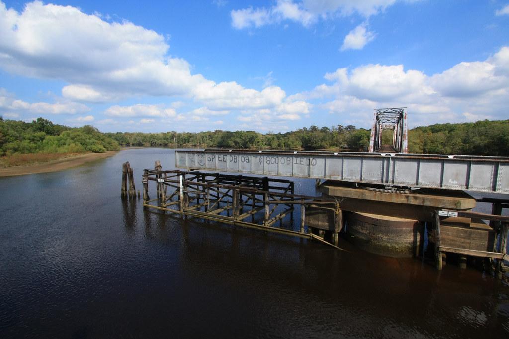 Altamaha River Altamaha Regional Park Glynn County Geor