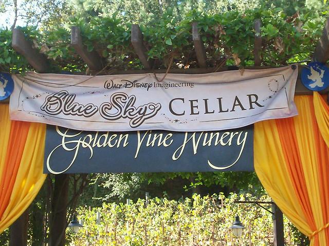 Blue Sky Winery Food Menu