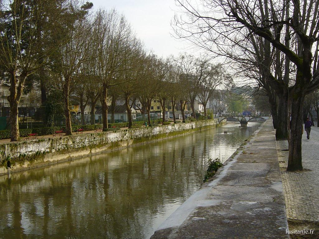Rio Lis à Leiria