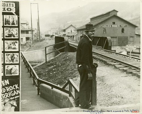 Omar, mining town, West Virginia, 1935. | by New York Public Library
