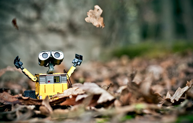 Image result for wall-e happy