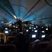 Boing 777 interior