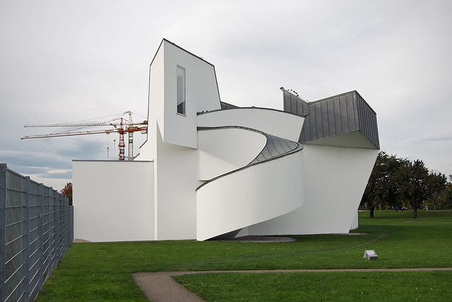 Frank O Gehry Vitra Museum Weil Am Rhein Germany The