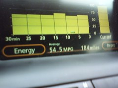 54.5 MPG! | by Matthew Oliphant
