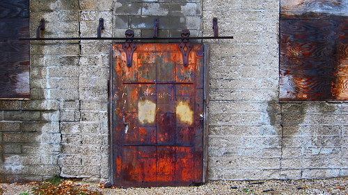 Rusty Door | by The Joy Of The Mundane