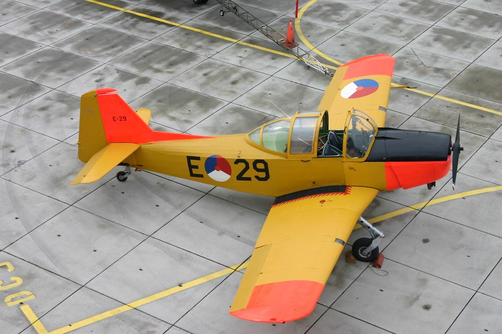Fokker S-11 PH-HOK