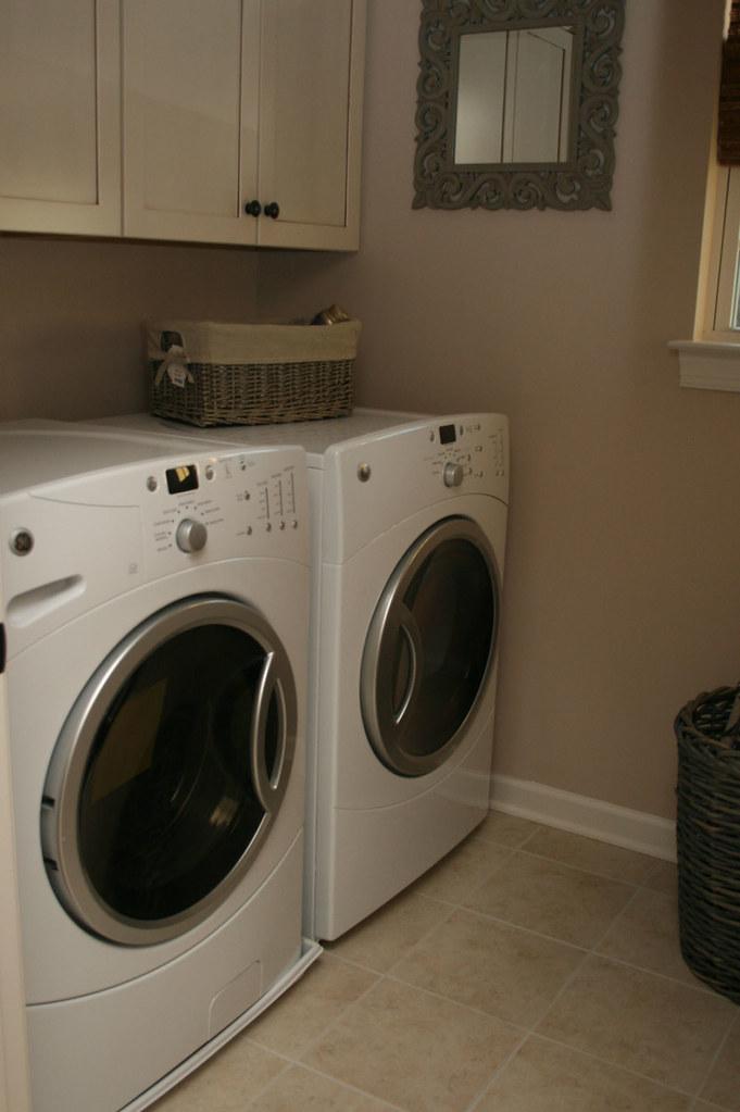 Signature Ridge 2nd Floor Laundry Room Calloway Homes