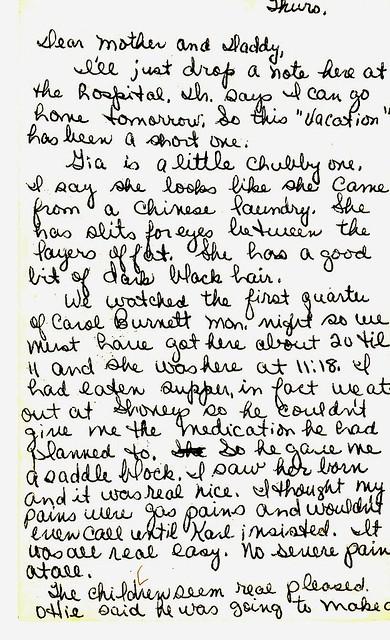 Letter Sample To Boyfriends Family