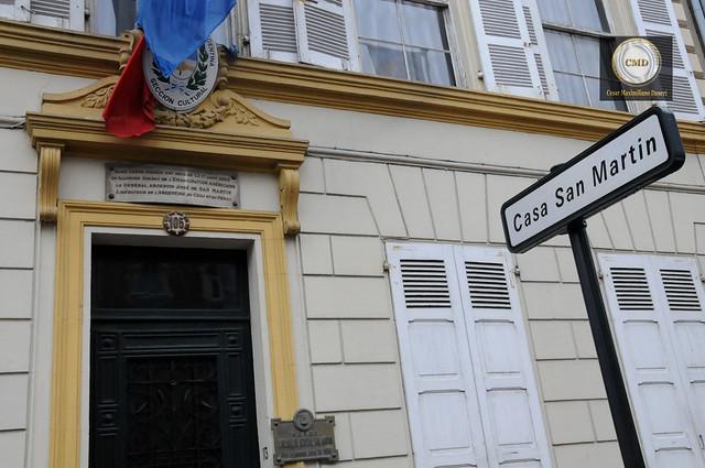Casa de san martin boulonge sur mer francia flickr photo sharing - Casa de san martin ...