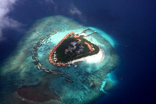 Coral Island Maldives Flickr Photo Sharing