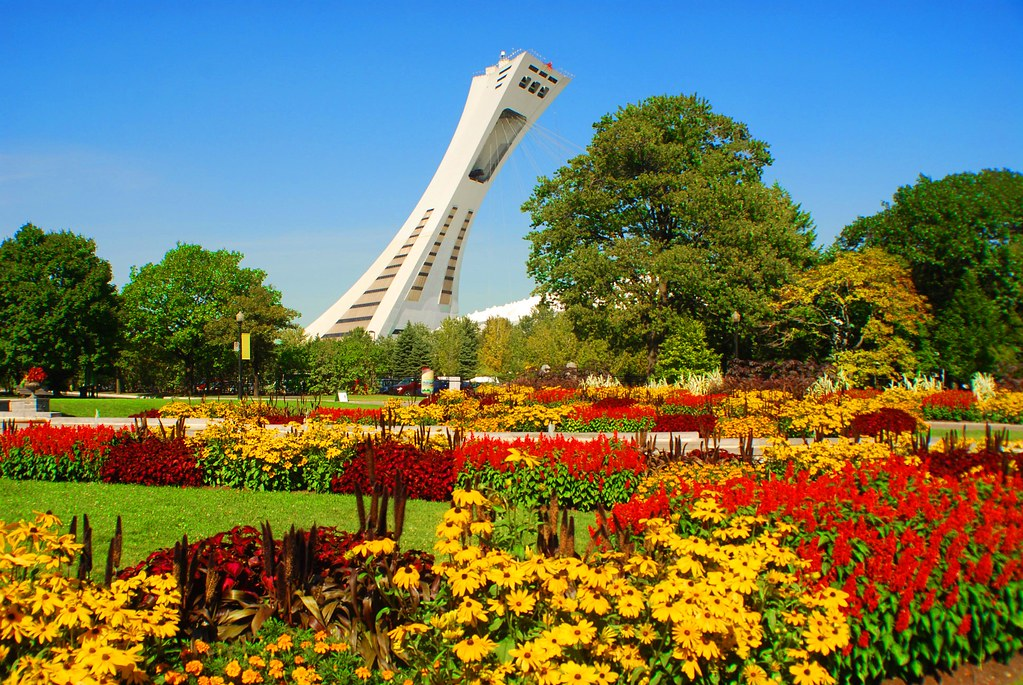 Montreal jardin botanique jardin botanique de montreal for Jardin botanique de conception