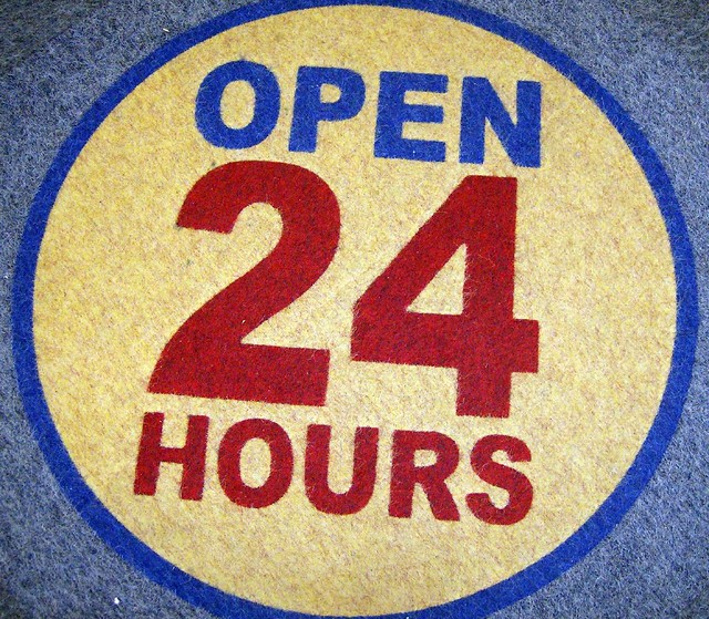 cvs open 24 hours