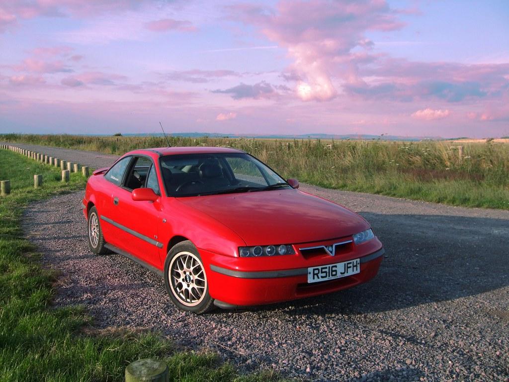 Vauxhall Calibra SE9 2...