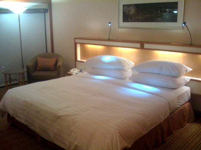 Pan Pacific Bed