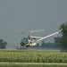 Crop Dusting Helicopter