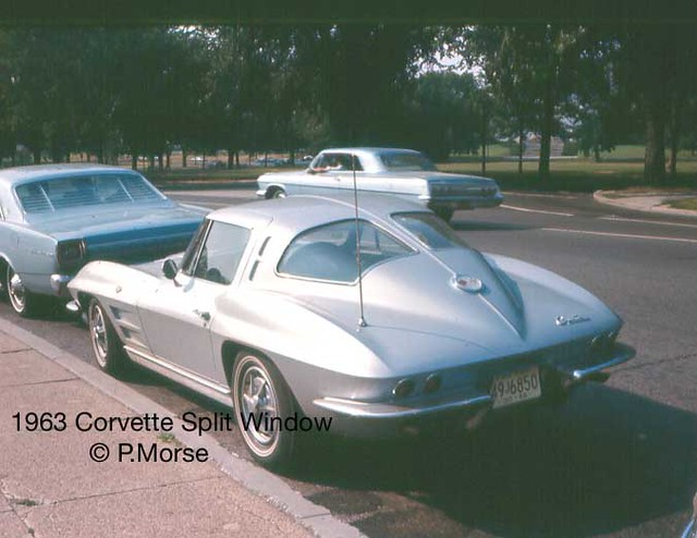 1963 corvette split window original 1966 photo 1963