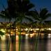 Napili Beach at night