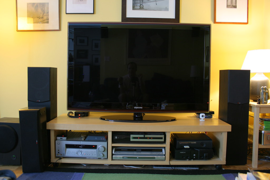 New Tv Setup Samsung Ln52a650 An Amazing Lcd Tv With