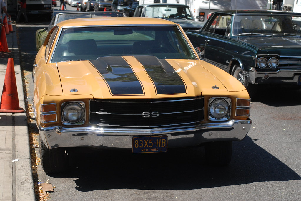 life on mars chevrolet chevelle this is sam tyler 39 s car flickr. Black Bedroom Furniture Sets. Home Design Ideas