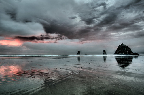 Cannon Beach Mood | by JD Colourful Lyte