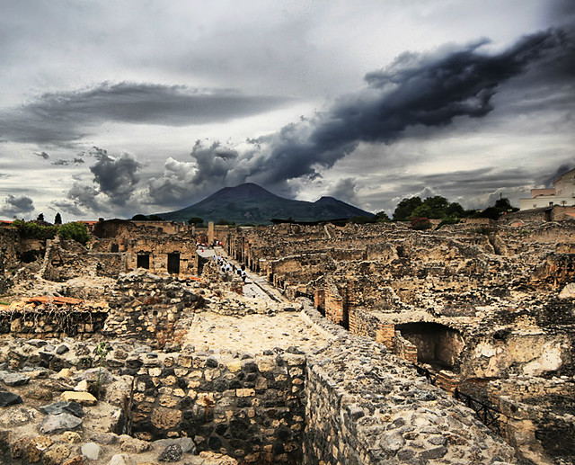 Pompeii and Mount Vesuvius | I will never forget my trip to … | Flickr