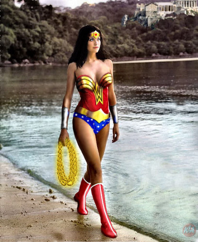 Wonder Woman – Wikipedia