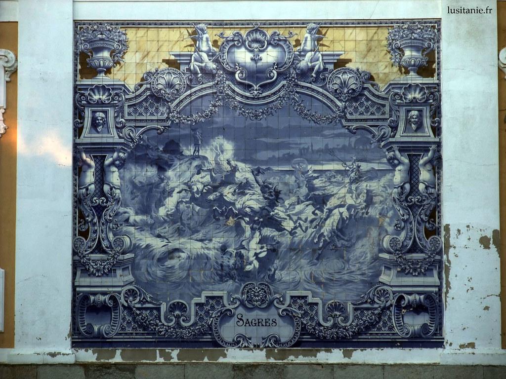 Azulejos Sagres, Jorge Colaço