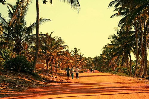 Road to Barra, Mozambique | by ucmediaproducties