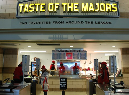 Taste of the Majors | by Scott Ableman
