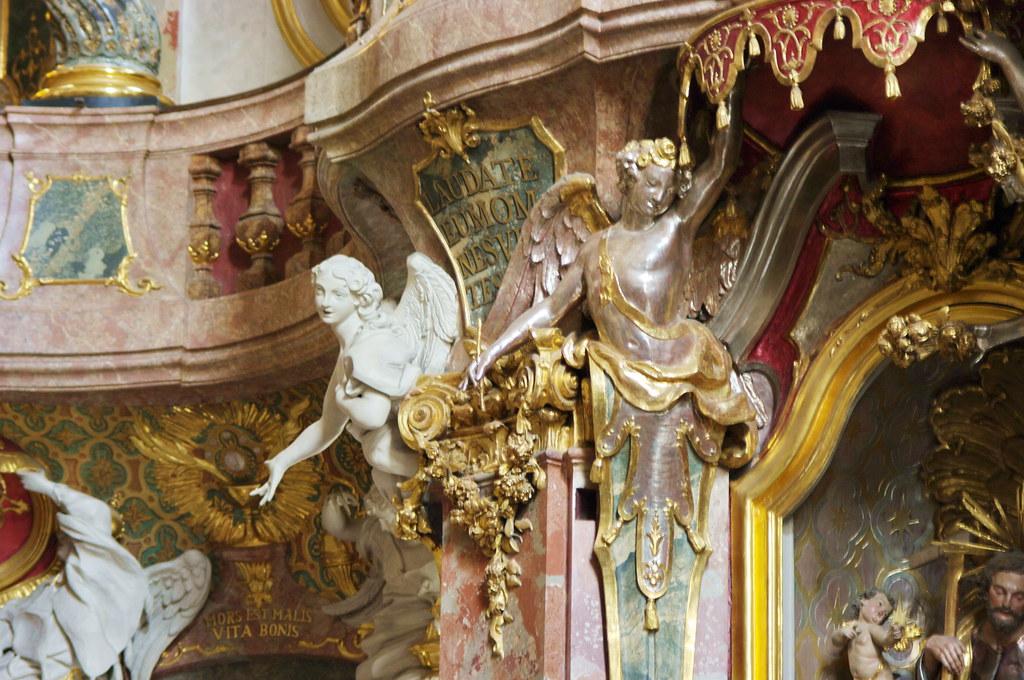munich glise church kirche asamkirche m nchen 46 pascal poggi flickr. Black Bedroom Furniture Sets. Home Design Ideas
