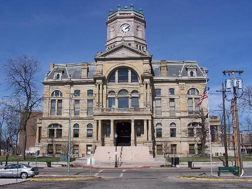 Butler County Courthouse Hamilton Ohio Hamilton Is A