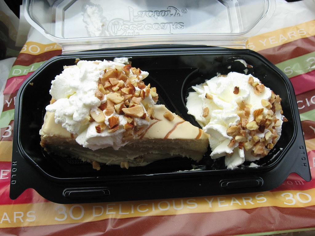 The Cheesecake Factory: Dulce de leche caramel cheesecake | Flickr