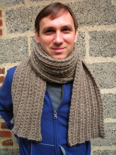 Knitting Scarf For Men : Craig s montana scarf flickr