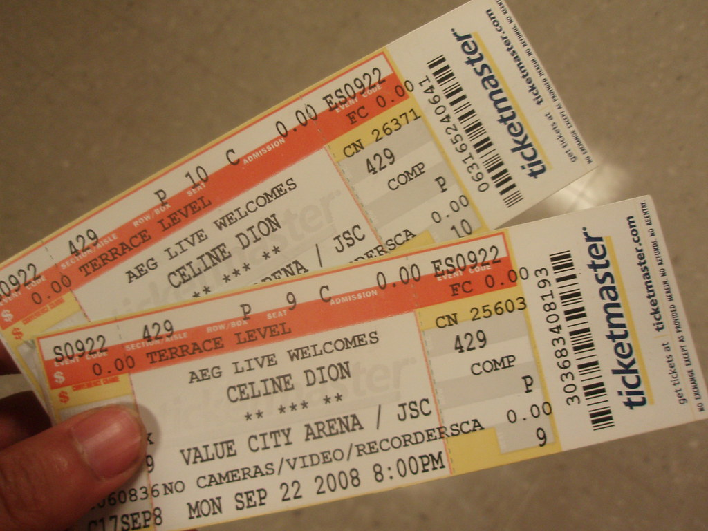 how to sell ticketmaster mobile tickets