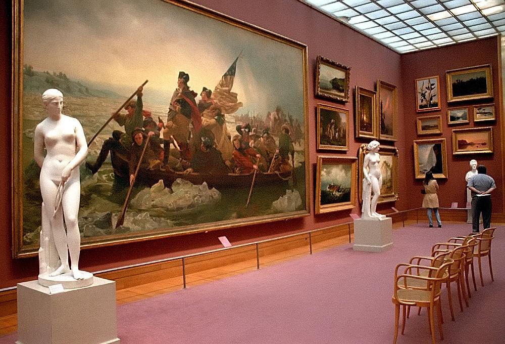 Metropolitan Museum Of Natural History New York City