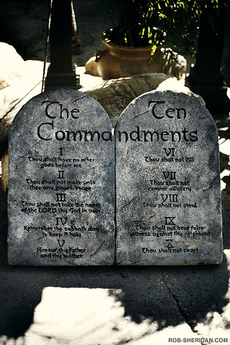 The Holy Land Experience Theme Park - The Ten Commandments | by Rob Sheridan