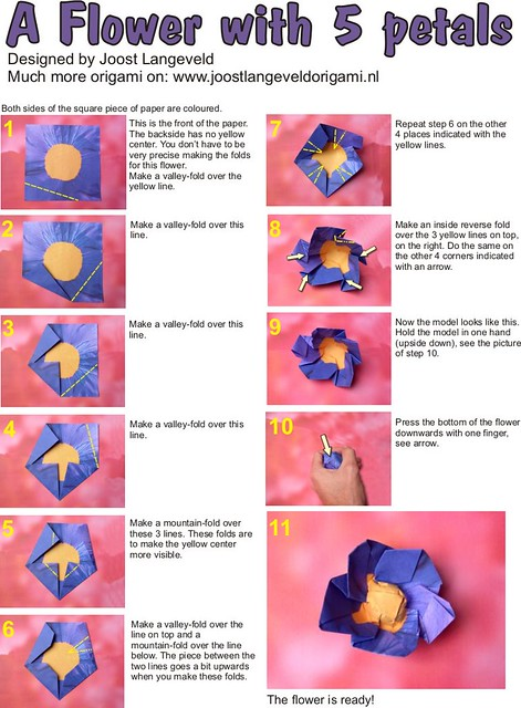 Origami flower diagrams trusted wiring diagrams origami flower diagrams diagrams for folding an origami fl flickr hydrangea origami diagrams origami flower diagrams mightylinksfo
