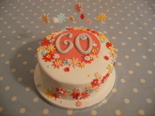 60th birthday cake flickr photo sharing for 60th birthday cake decoration ideas