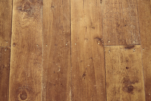 Recycled Barn Wood Floor Sarah Wert Flickr