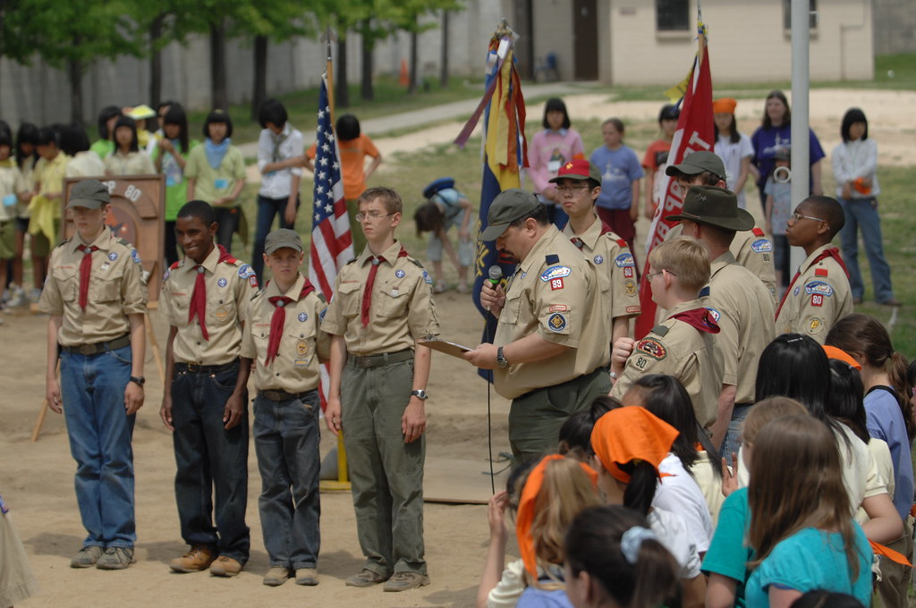 Boy Scouts Of America Fleming Island Fl
