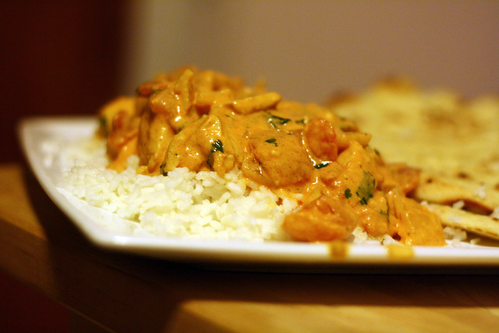 Butter Chicken Indian Food Forever