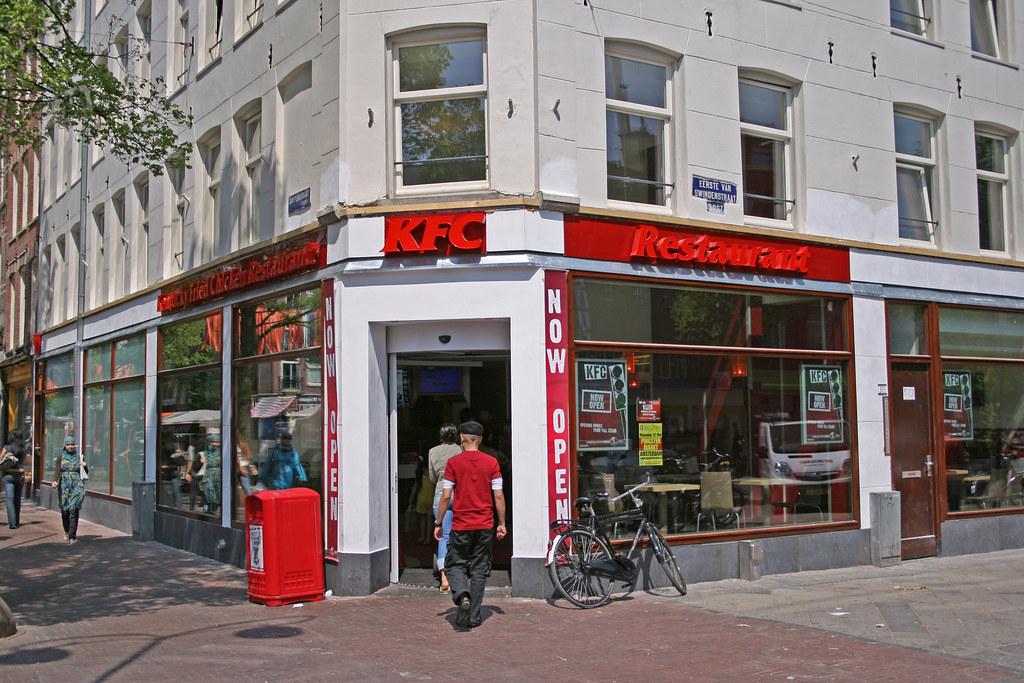 KFC Dappermarkt - Amsterdam (Netherlands)   KFC opened it ...