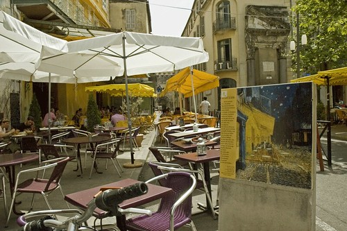 Caf Ef Bf Bd Restaurant Van Gogh