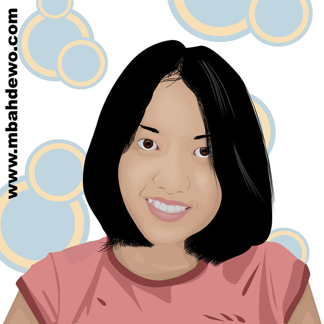 Contoh Vektor 8 Mbah Dewo Dot Com Flickr