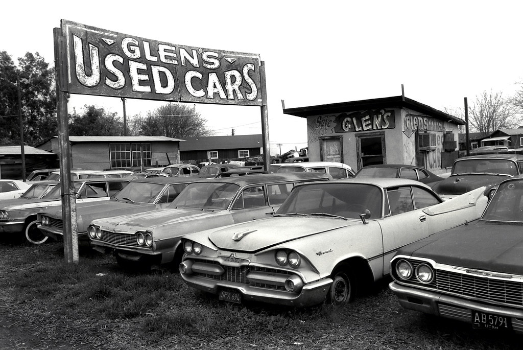 selma california glen 39 s used cars selma fresno county flickr. Black Bedroom Furniture Sets. Home Design Ideas